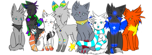 We are family by Azura-Kat