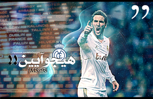 Higuain - Real Madrid F.C by s3cTur3