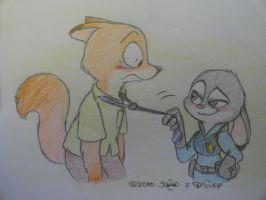 Nick and Judy by joaoppereiraus