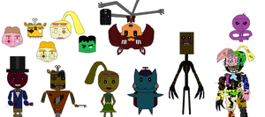 Five Nights at John's 3 by ultracollaterale
