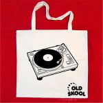 Old Skool...tote by ColourLab