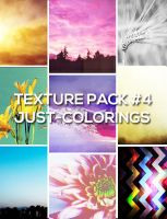 Texture Pack 4 Just-colorings by stephguz
