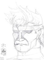 10-Minute Solid Snake by RPotchak