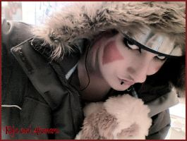 cosplay kiba by zoukily2