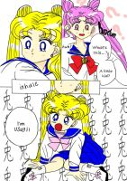 Parallel Sailor Moon pg. 5 by CrystalSetsuna