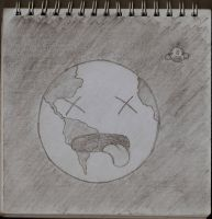 # 8, End of the world by somezombie1