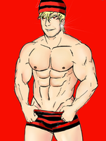 jake - Oppa take your clothes off.png by krisalz