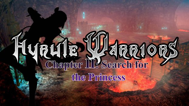 Hyrule warriors x Kingdom hearts Chapter:2 is out by Gamercorp100
