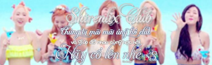[Cover Zing] #19 Quotes Shirenlix Club by Na-Cucheoo-Kawaii