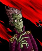 The Count, colored by Antoinex