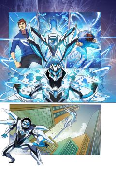 Max Steel V2 Pg 16 Clr Prev by papillonstudio