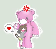 gloomy bear my one and only by emukid