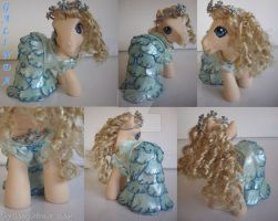 My little Pony Custom Galinda by BerryMouse