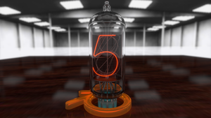 Nixie Tube 2.0.1 by BrentNewton