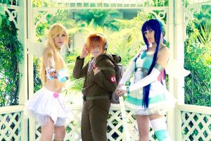 Panty, Stocking, and Brief by Shiya