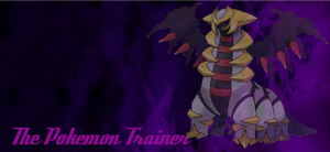 Giratina Purple by ThePokemonTrainer