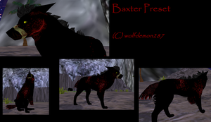 Baxter - FH Preset (Downloads Up) by wolfdemon287