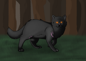 Yellowfang by SpookyIsntIt