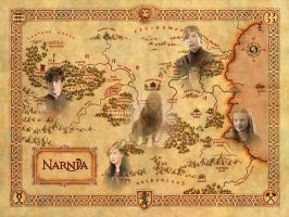 Narnia Wallpaper by bratyprincess198