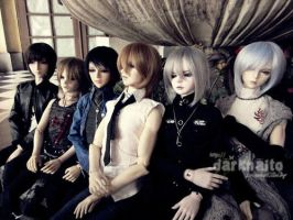 Currified Dollmeet: boys side by darknaito