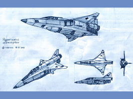 Hypersonic interceptor by TheXHS