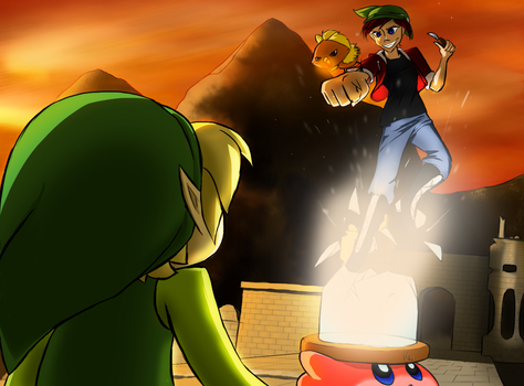 Super Smash Bros Crossover Contest: Ava Assist by EmbersOfFlaze