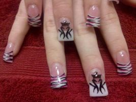 Kottonmouth Kings - Nail Art by DignifiedDoll
