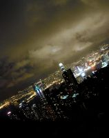 Hong Kong View IV by KlinischUndicht