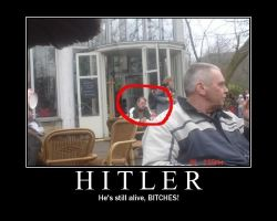 omfg its hitler !!!! by liamda1