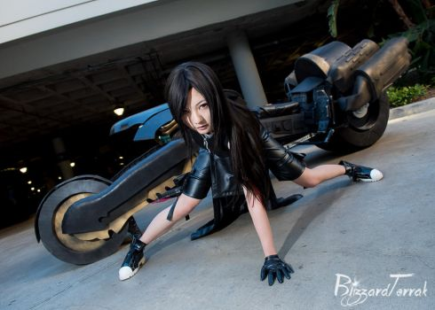 AX16 - Tifa - Advent Children by BlizzardTerrak
