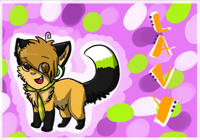 :.Chibi Commission Example.: by lavender-artist23