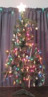 My Little Christmas Tree for 2014 by nintendomaximus