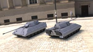 PzKpfw K50 redesigned by SteamTank