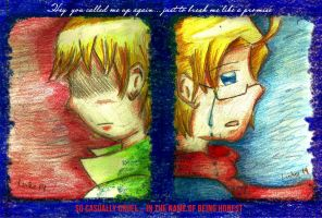 All Too Well- USUK- Hetalia by stateofgrace01