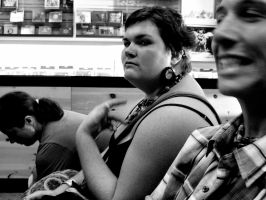 the metro: audience by mshernock