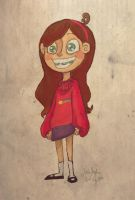 Mabel Pines by Alias-Hugo