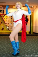 WC11 - Power Girl by BlizzardTerrak