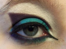Dark Teal and Purple by ReflectiveCreations