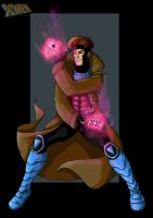 gambit by nightwing1975