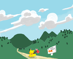 Pikachu's Adventure by GeeDorcoo123
