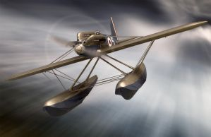 Supermarine S5 by Small-Brown-Dog