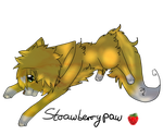 .: AT with Strawberrypaw :. by CrazyKaorix3