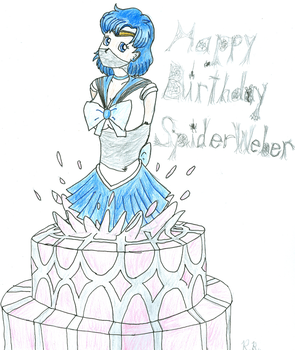 B-day gift to the founder of the web by PokeCaptor11
