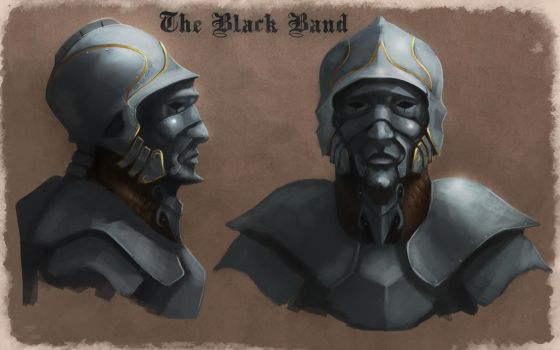 The Black Band by GeneticBlue