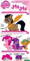 My Little Ponies FiM Meme by Inspectornills