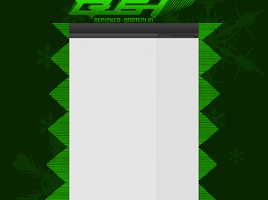 GUSH 2d youtube background green by Al2r