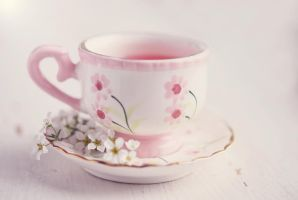 Tea Time III by Tracys-Place