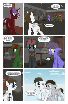 Fallout Equestria: Grounded page 72 by BruinsBrony216