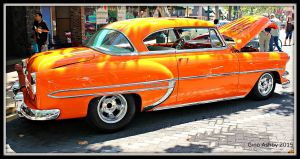Hot Rod Bel Air by StallionDesigns