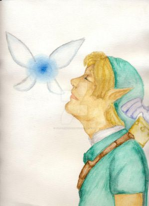 Link watercolours